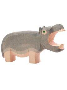 Ostheimer Nijlpaard muil open