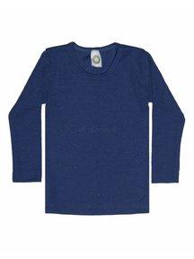 Cosilana Kids Longsleeve Wool / Silk - navy