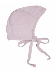 Cosilana Baby Bonnet Wool/Silk/Cotton - pink