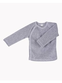 Popolini iobio Velours Cardigan - grey