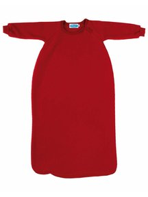 Reiff Sleeping Bag Wool Fleece - red