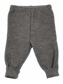 Reiff Wollen babybroekje - grijs