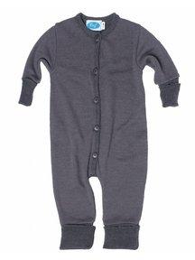 Reiff Jumpsuit Organic Wool - grey