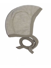 Cosilana Bonnet Wool Fleece - beige