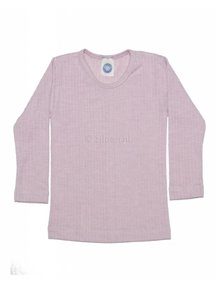 Cosilana Kids Longsleeve Wool/Silk/Cotton - rose