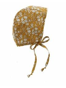 Briar Handmade Mutsje met bloemen - buttercup