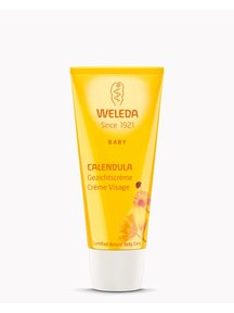 Weleda Baby calendula gezichtscrème 50ml