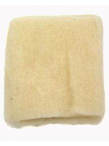 Popolini iobio Wool Fleece Natural - 20 grams
