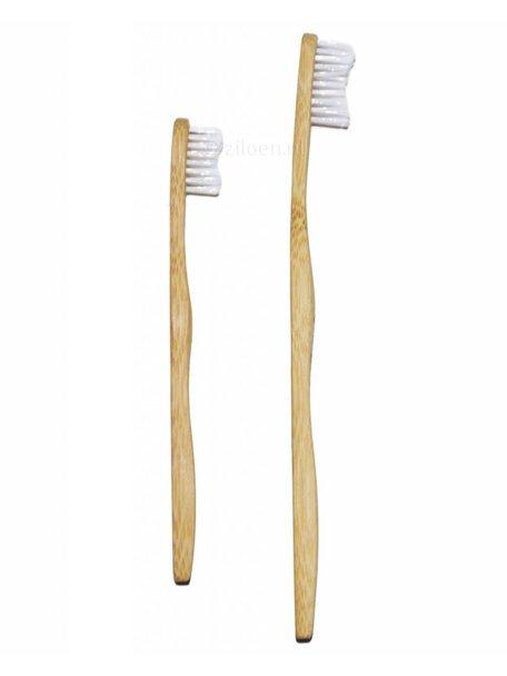 Humble Brush Bamboe tandenborstel volwassenen