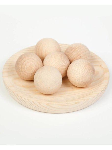 Grapat Houten ballen