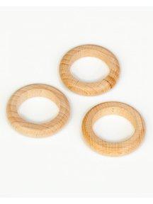 Grapat Houten ringen