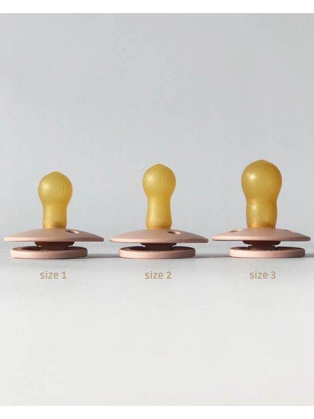 Bibs Fopspeen natuurrubber - chocolate