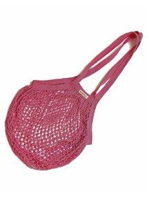 Bo Weevil Net bag with long handles - pink