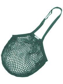 Bo Weevil Net bag with long handles - petrol