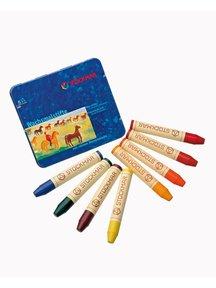 Stockmar Bijenwas krijtstiftjes 8 stuks