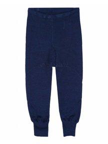 Ruskovilla Pants Organic Merino Wool - navy