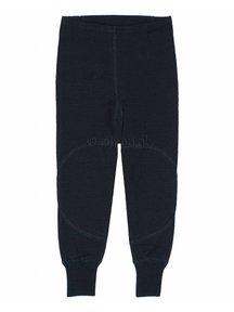 Ruskovilla Pants Organic Merino Wool - black