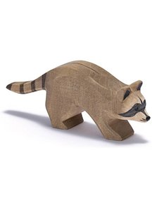 Ostheimer Raccoon running