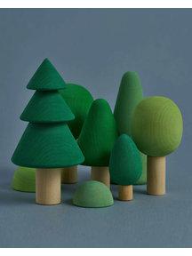 Raduga Grez Forest set