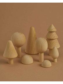 Raduga Grez Bomen set - naturel