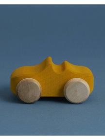 Raduga Grez Speelgoed auto - mosterd