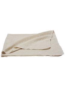 Reiff Blanket Organic Wool/Silk - natural
