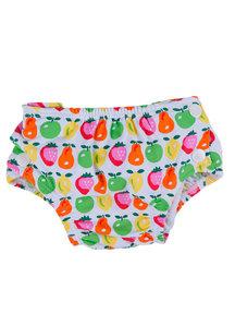 Popolini iobio Wasbare zwemluier - fruit