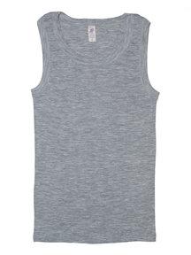 Engel Natur Sleeveless Vest Men - grey