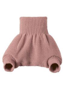 Disana Woolen overpants - pink