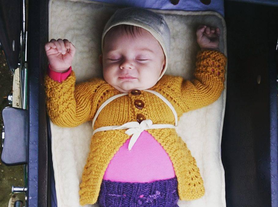 Strikmutsje: hoe krijg ik mijn baby goedgemutst?