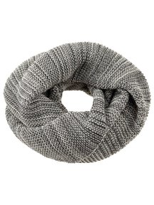 Disana Kids loop scarf - anthracite