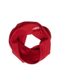 Ruskovilla Loop Shawl Kids - red