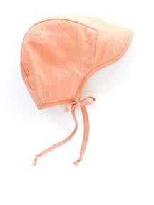 Briar Handmade Linen bonnet - Desert
