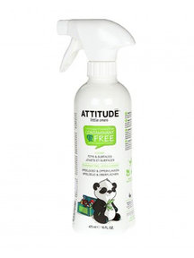 Attitude Little Ones toys and surface cleaner