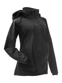 Mamalila Softshell Babywearing Jacket clickit -black