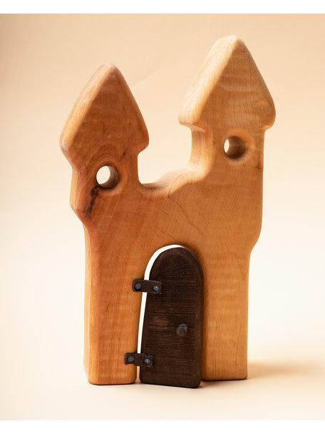 Bikeho Dubbele toren met deur