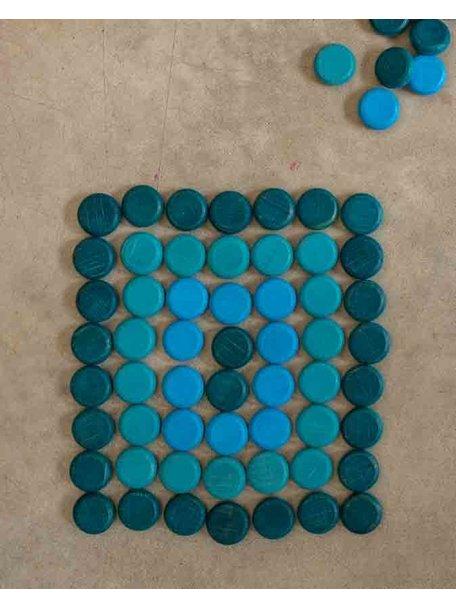 Grapat Mandala kleine munten