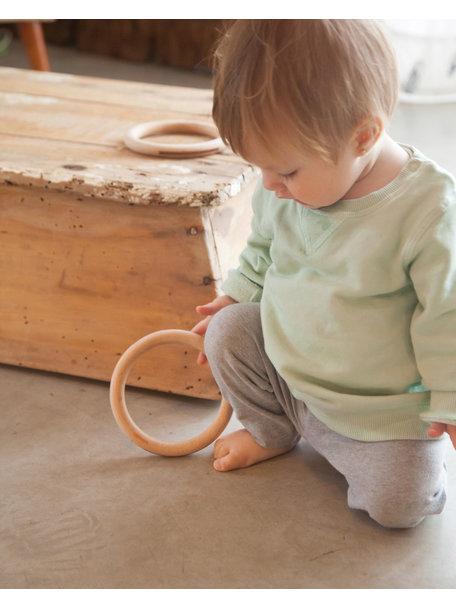 Grapat Grote houten ringen - 3 stuks