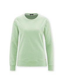 Living Crafts Sweatshirt organic cotton - mint