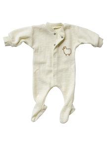 Engel Natur Premature - wool jumpsuit