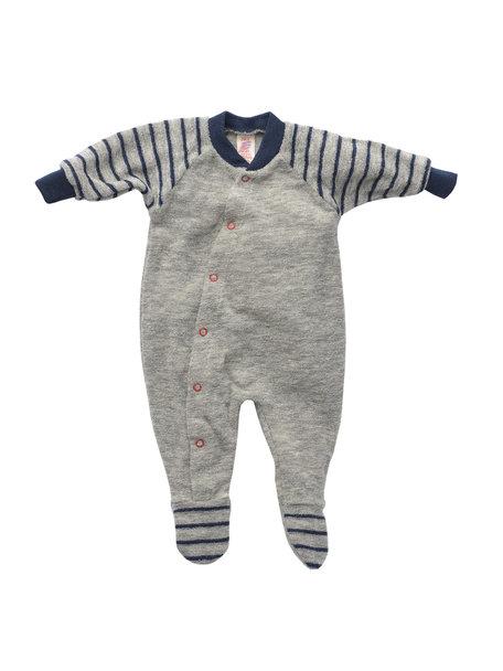 Engel Natur Prematuur - Boxpakje / pyjama van wol-frotté