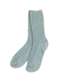 Joha Sokken van wol - licht grijs