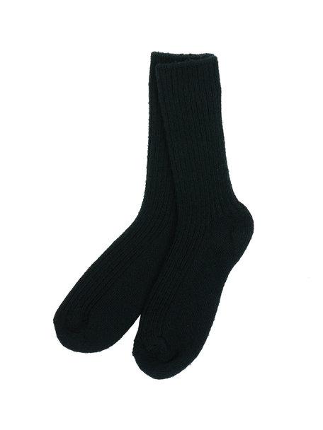 Joha Sokken van wol - zwart