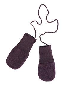 Engel Natur Mittens Wool Fleece - Lilac