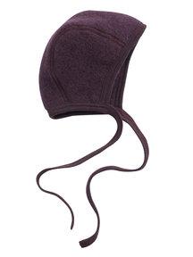 Engel Natur Bonnet Wool Fleece - lilac