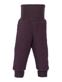 Engel Natur Trouser Wool Fleece - Lilac