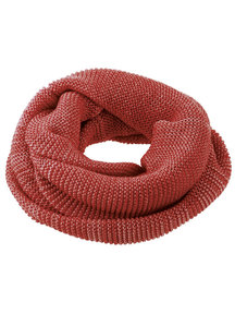 Disana Loop scarf adults - burgundy