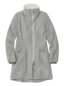Disana Ladies coat - grey