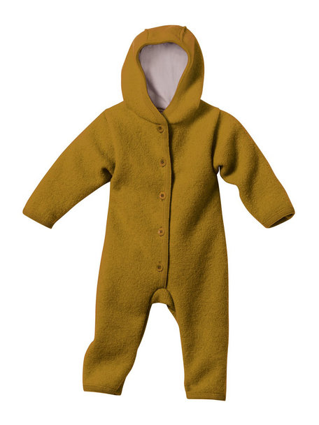 Disana Overall Boiled Wool - gold