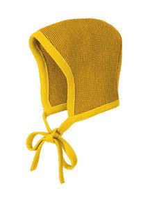 Disana Bonnet Merino Wool - Gold